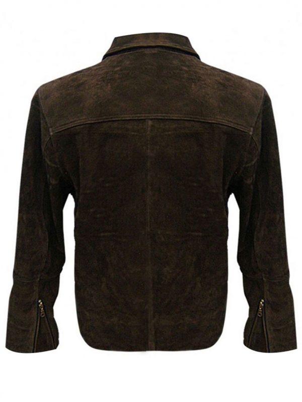 Tom Cruise Oblivion Jack Harper Suede Jacket