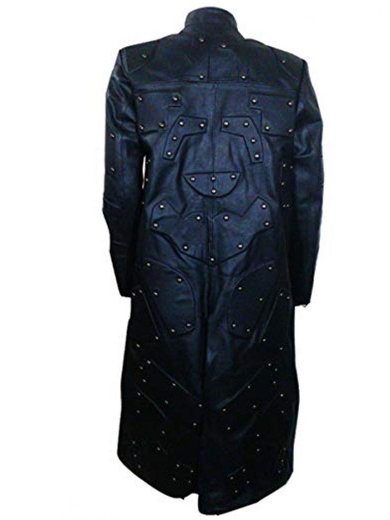 WWE Mattel Edge Elite Black Leather Coat