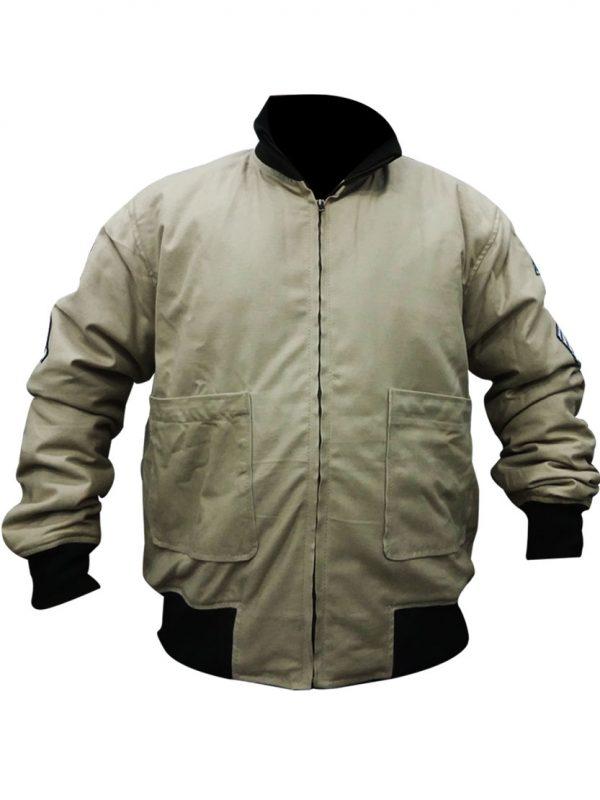 Shop-Most-wanted-Cotton-Jacket-Brad-Pitt-Fury-WW2-Kay-Canvas-Tanker-Jacket-UK-USA-Canada-image-2