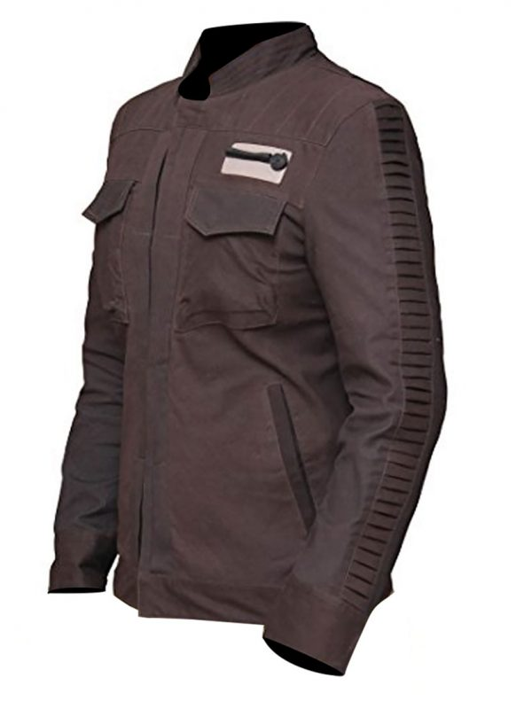 Rogue One Star Wars Parka Captain Cassian Andor Jacket