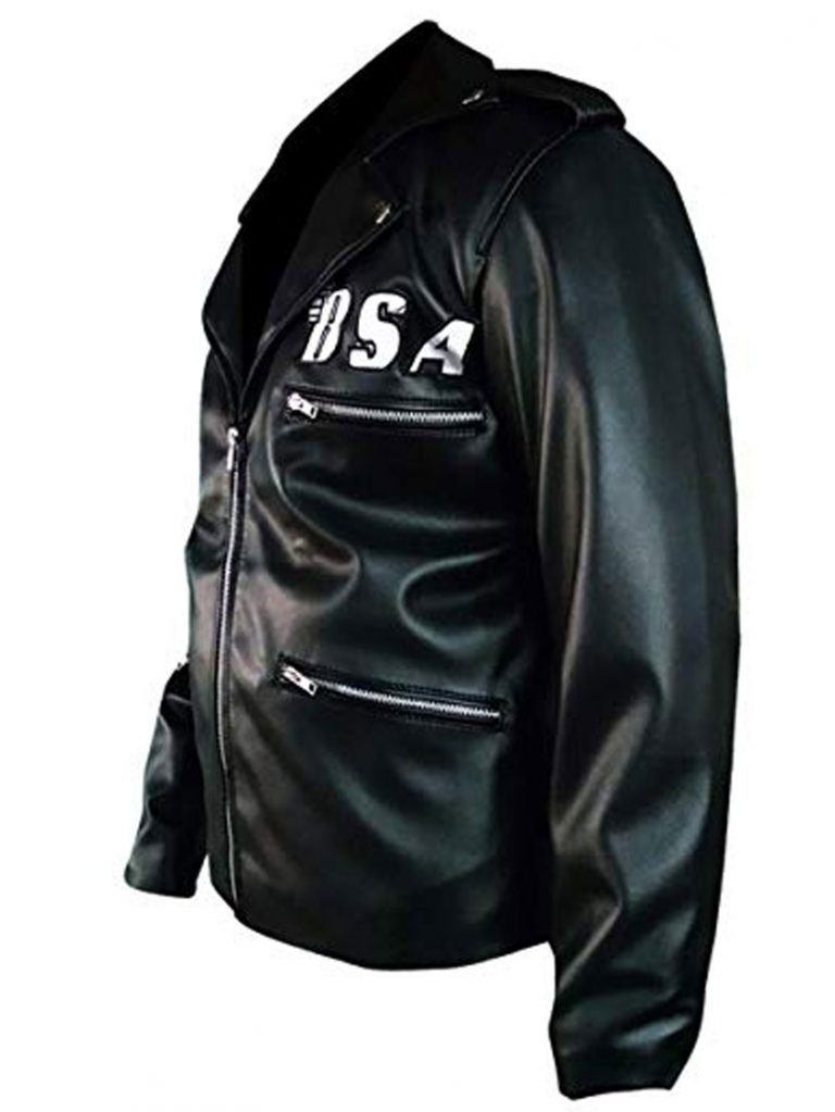 F&H Men's George Michael Faith Rockers Revenge Jacket F&H Men's George Michael Faith Rockers Revenge Jacket