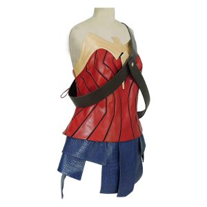 Wonder Woman Gal Gadot Leather Costume
