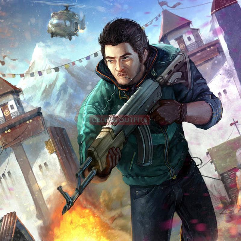 [Far Cry 4] Ajay Ghale by 13lolol on DeviantArt