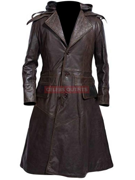 assassin's creed trench coat