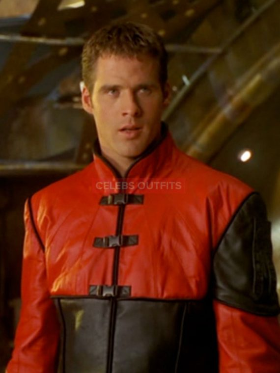 john crichton red jacket