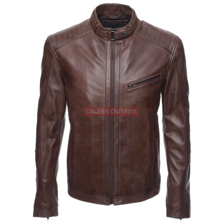hawkman brown jacket