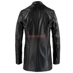 mark wahlberg leather jacket