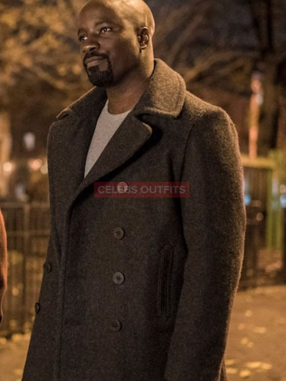 luke cage woolen coat