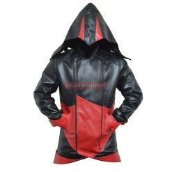 assassin's creed hoodie jacket