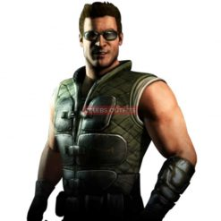 johnny cage cosplay vest