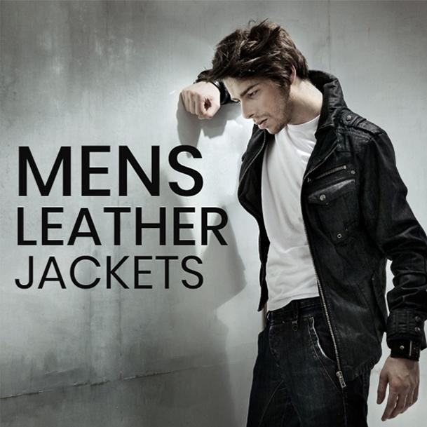Image result for men leather Jacket banners