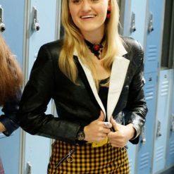 Lainey Lewis Schooled Black Jacket