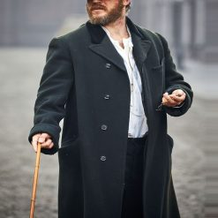Peaky Blinders Tom Hardy Woolen Coat