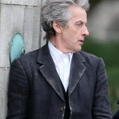 Doctor Who Series 10 Coat