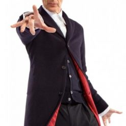 12th Doctor Who Peter Capaldi Coat