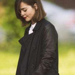 Clara Oswald Double Breasted Coat