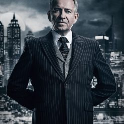 Gotham Alfred Pennyworth Coat