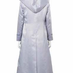 Womens 13th Light Grey Trench Coat