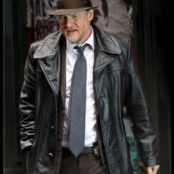 Harvey Bullock Gotham Jacket