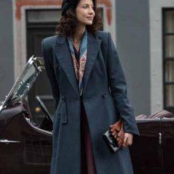 Outlander Season 3 Claire Randall Coat