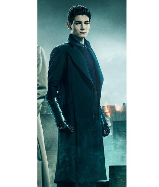 Batman Gotham Season 5 Bruce Wayne Coat