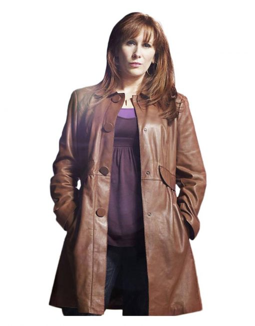 Doctor Who Donna Noble Brown Coat