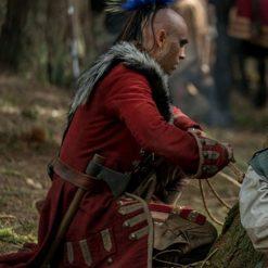 Outlander Season 4 Kaheroton Coat