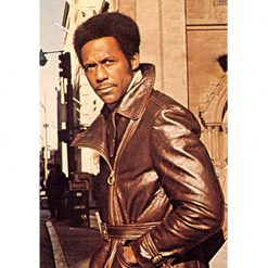 John Shaft 1971 Black Jacket