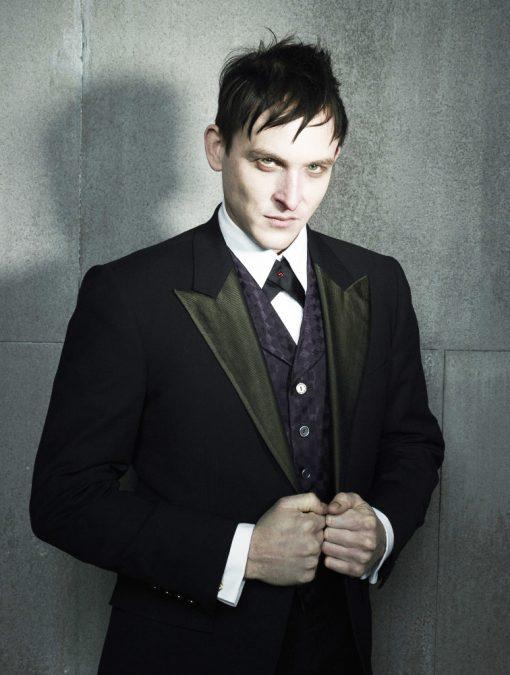 Gotham Oswald Cobblepot Black Suit