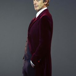 12th Doctor Who Velvet Coat
