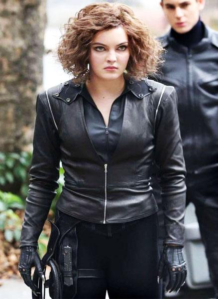 Gotham Season 4 Selina Kyle Jacket