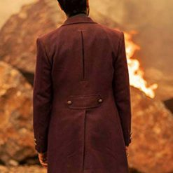 Doctor Who Season 12 The Master Coat