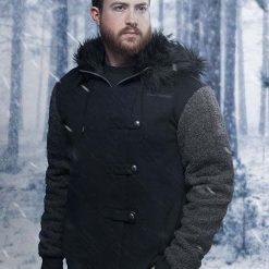Game of Thrones Jon Snow Fur Hoodie
