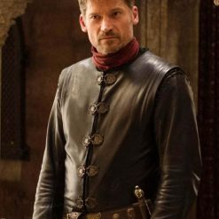 Jaime Lannister Game of Thrones Leather Coat