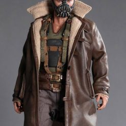 Dark Knight Rises Bane Distressed Jacket