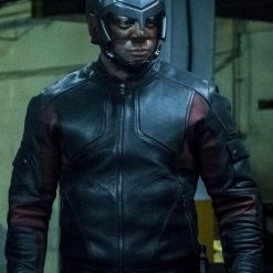 Arrow John Diggle Spartan Jacket
